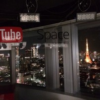YouTubeSpaceTokyoへ行ってきました