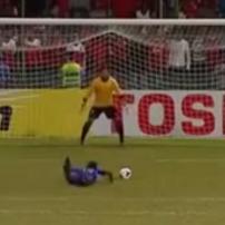 これ、、ワールドカップでも見てみたいw