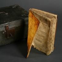 アメリカ・ハーバード大学で人間の皮膚で装丁された本「人皮装丁本」が発見される