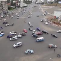 エチオピアの信号のない交差点がヤバい