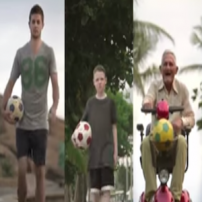 ワールドカップ開催!!この動画で笑顔になる^^