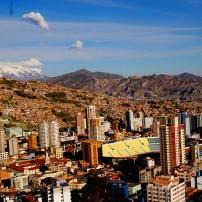 ボリビアは選挙で1日中ひきこもり