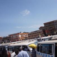 ウガンダの首都カンパラを観光赤道直下