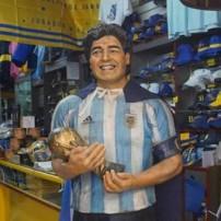 ブエノスアイレスに戻ってスタジアム&カミニート