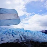 パイネの疲れを癒しペリトモレノ氷河トレッキング