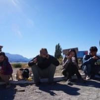 マーブルカテドラルは素晴しい岩だった