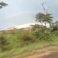 ルワンダからタンザニア・カハマ到着